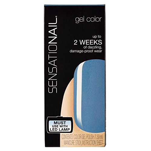 SENSATIONAIL SENSATIONAIL COOL BREEZE NAGELLAK