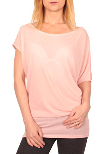 Ella Manue Lara Oversize Long Top Shirt voor dames