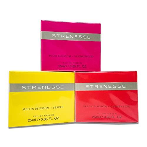 Strenesse - Set di 3 profumi da 25 ml