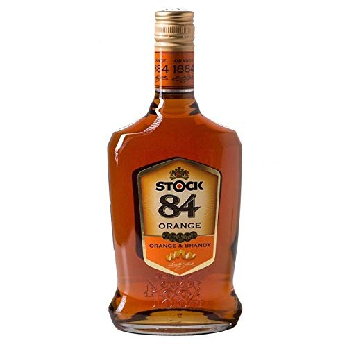 STOCK 84 ORANGE E BRANDY LIQUEUR 70 CL