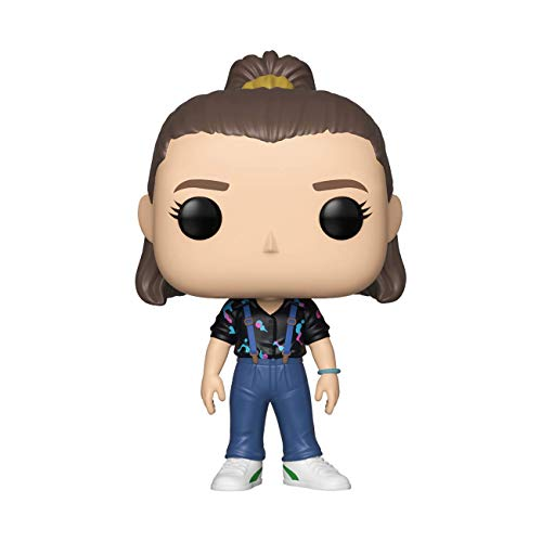 Funko Pop! Figura de Vinilo: TV: Stranger Things - Eleven, Multicolor, Talla Única