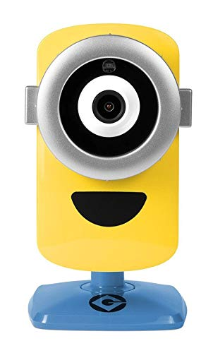 Universele Studios Stuart Cam Minion IP-camera in HD dag/nacht geel