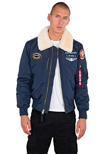 Alpha Industries Injector III Air Force bomber jas