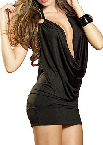 Shangrui Donna di La Serie Uniform Halterneck Club Wear