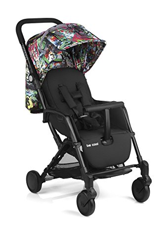 Be Cool 806 644 kinderwagen, ultracompact, multicoloured