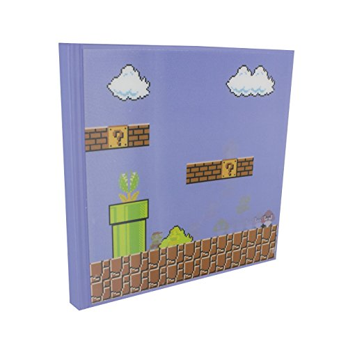 Super Mario 3D Motion Notebook