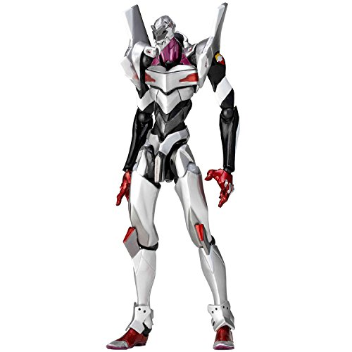 EVANGELION EVOLUTION EV-006 EVA Production Model-04 [Legacy of Revoltech][Importación Japonesa]