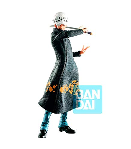 Banpresto One Piece Estatua Trafalgar Law, Multicolor (BANP85107)