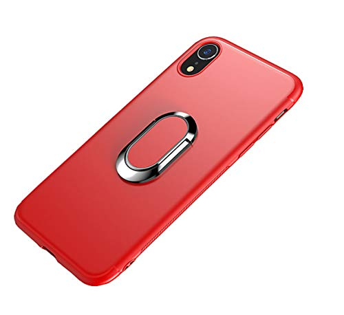 Hexcbay Custodia per iPhone XR Custodia in Silicone Ultra Sottile