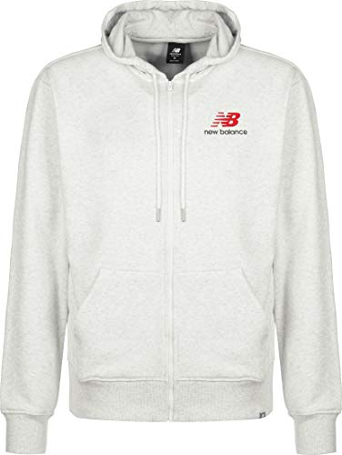 New Balance MJ01505 hooded zipper