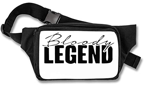 Bloody Legend Logo heuptas