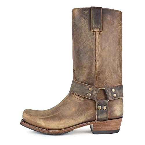 Sendra Boots - 8833 Blues Mad Dog Tang
