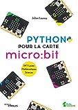 Python pour la carte micro:bit - SNT Lycées. Mathématiques. Sciences
