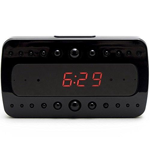 Mini Gadgets MCC1080nv Full HD Miniclock Camera with Night Vision
