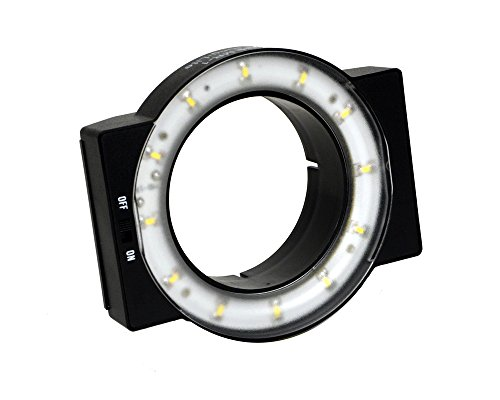 Holga 130400 Mr-1 Macro Ring Light (Black)
