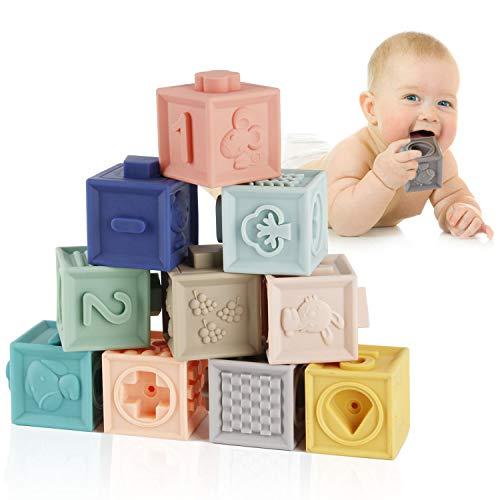 Mini Toudou Soft Baby Building Blocks