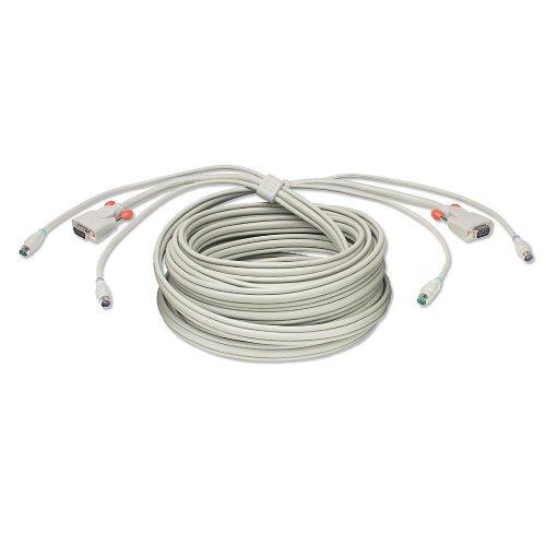 Lindy Premium KVM Combo Cable, 2m (33712)