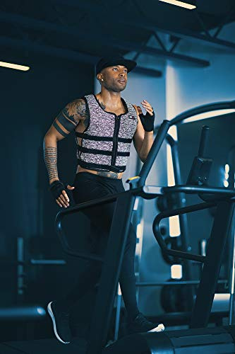 Product Image 1: miR Super Slim Air Flow Weighted Vest 4lbs – 32lbs (4LBS)