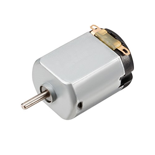 uxcell High Speed Motor DC 1.5V-3V 18000RPM Mini Electric Motor for DIY Toy Model Remote Control