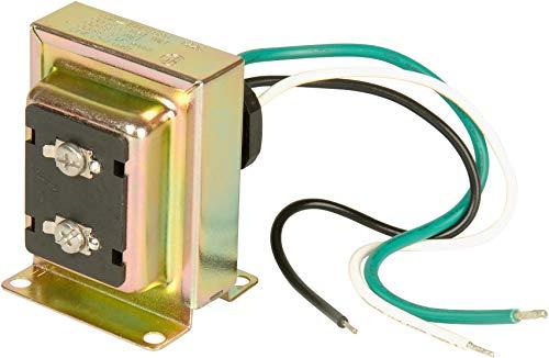 """Craftmade T1610 Chime Transformer 10 Watts 16 Volt, Brass (2.25"""" x 1.9"""")"""
