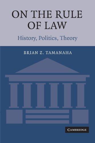 History & Theory of Politics