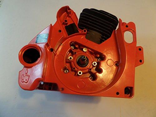 Echo Chainsaw CS-600 P Engine Cylinder Piston Crankshaft Housing Oil Tank - OEM