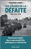 Mai-juin 1940 - Les causes de la défaite