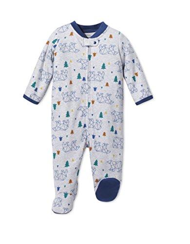 Lamaze Organic Baby Baby Organic Sleep N' Play, Grey Bear, 9M