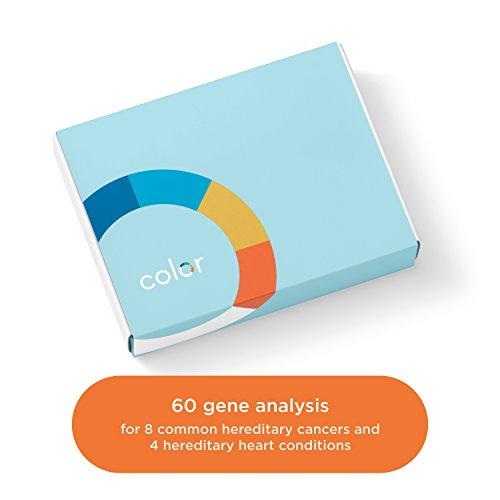 اللون - الاختبار الجيني لسرطان وراثي عام