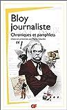 Bloy journaliste (À l'ombre des jeunes filles en fleurs t. 1607) - Format Kindle - 9782081483842 - 12,49 €