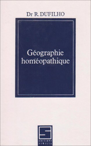 Géographie homéopathique
