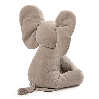 Gund Baby Animated Flappy لعبة الفيل أفخم