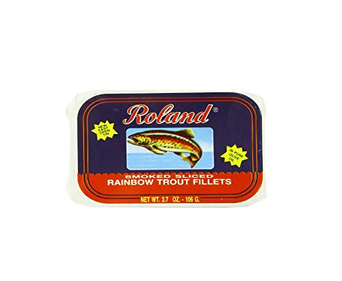 Canned & Jarred Trout