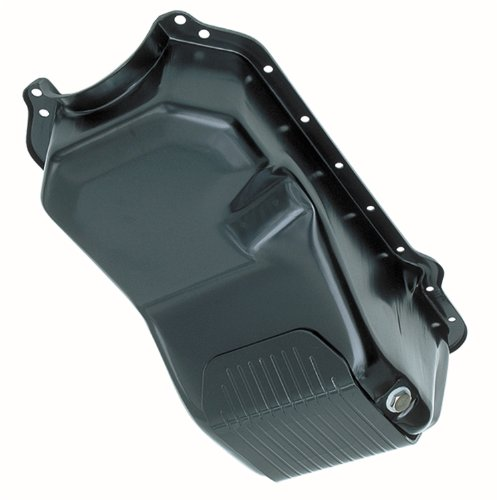 Trans-Dapt 8959 Black Slam Guard Oil Pan