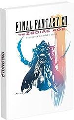 Guide de Jeu Final Fantasy XII - The Zodiac Age Version Française