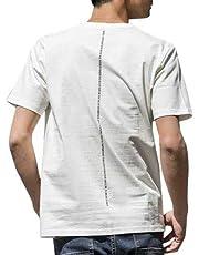 (アドミックス アトリエサブメン) ADMIX ATELIER SAB MEN Tシャツ 半袖 2ピースパックTシャツ クルーネック(無地・