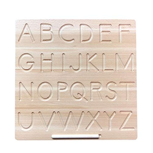 Alphabet and Number Tracing Boards