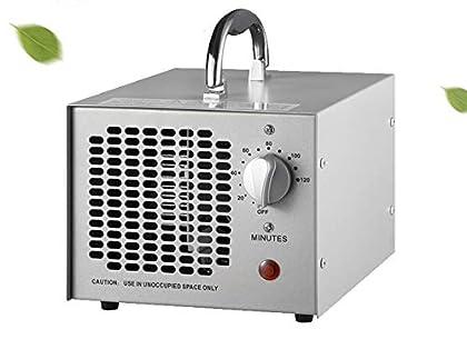 iFCOW Esterilizador de generador de ozono port/átil purificador de Aire con Olor a bacterias para cl/óset Ropa desinfecci/ón esterilizaci/ón Recargable