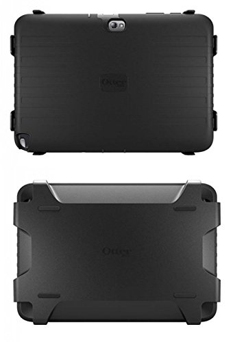 OtterBox Defender Series Case 77-29864 for Samsung Galaxy Note 10.1 (Not for 2014 Version) Retail Packaging - Black