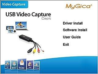 اسعار MyGica USB-Video-Audio-Capture-VHS-to-DVD (Windows)