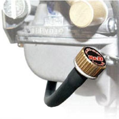 02-08 HONDA CRF450R: R&D Flex Jet Fuel Mixture Screw