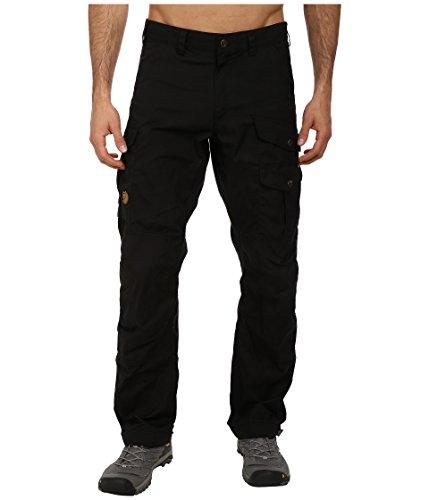 Fjallraven Vidda Pro Trousers M Long Sport, Hombre, Black-Black, 52