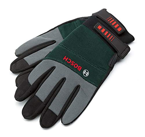 Bosch Home and Garden Guantes de jardín (Talla XL)