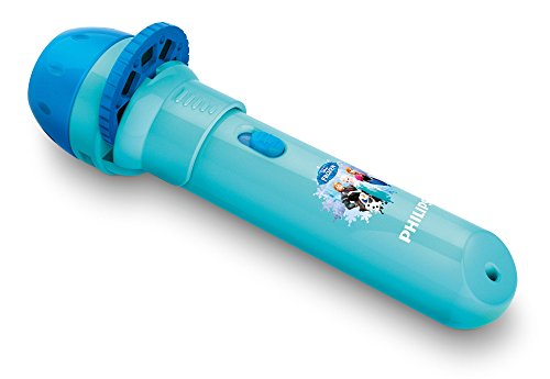 Philips Lighting Proyector y Linterna 2 en 1 717880816, Azul