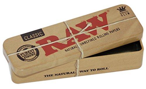 Caja metal RAW Roll Caddy Slim