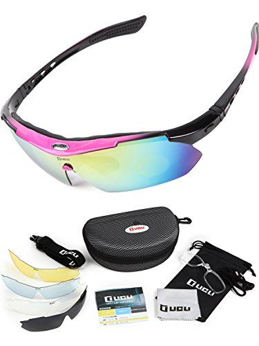 LICLI スポーツサングラス 「 偏光 レンズ uv 紫外線 99% カット 」「 メンズ レディース 男女兼用 フリー...