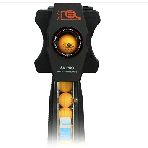 Great Price! FLYHERO Tennis Training, Train Machine Ping Pong Robots Table Tennis Automatic Ball Mac...