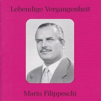 Lebendige Vergangenheit - Mario Filippeschi