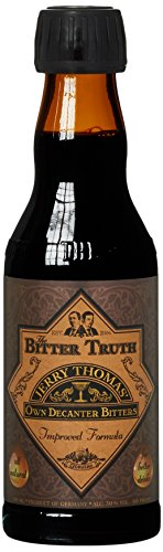 The Bitter Truth Jerry Thomas Own Decanter Bitters (1 x 0.2 l)