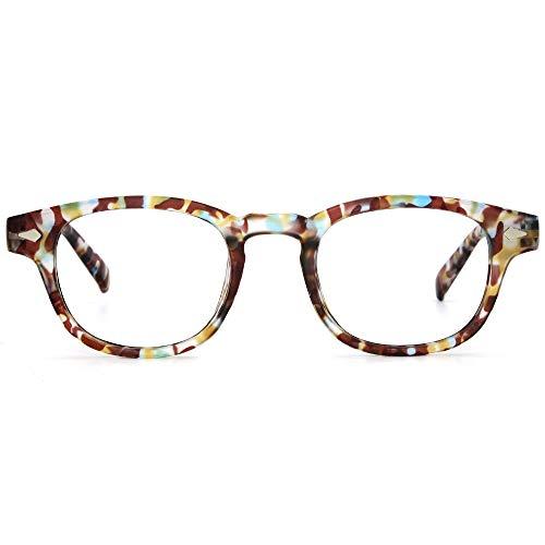 JiSoo Reading Glasses 1.5 Womens Trendy, Fashion Womens...